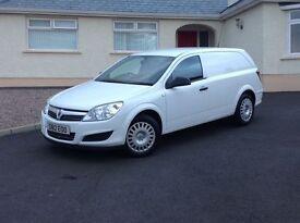 2012 Vauxhall Astravan 1.7 CDTi ++++ only 72k miles ++++