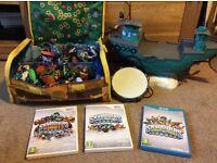 Skylanders bundle for Wii U