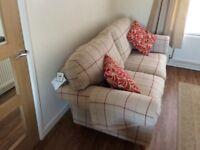 Laura Ashley sofa large 2 seater
