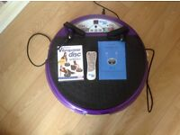 Vibrapower vibration plate as seen on TV