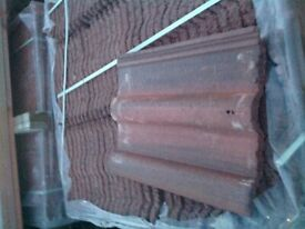 New Marley Roof tiles
