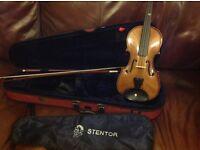 Stentor 2 (1/2 size ) violin for sale