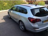 2014 Vauxhall Astra 1.7cdti 16v Eco flex sports tourer Sri est