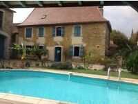 Holiday home South west France ( 638 -1420 euros per week )
