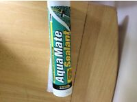 Aqua mate fish tank sealant
