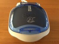 George Foreman grill - 2 portion. Immaculate. Hardly used