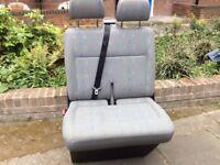 Vw Transporter passenger seat