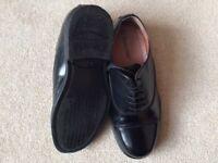 RAF cadets shoes