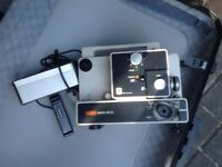 Eumig mark 610d dual 8 silent projector