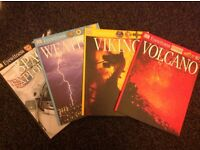 Children's book bundle 'EYE WITNESS SERIES' 4 Books included EXCELLENT CONDITION