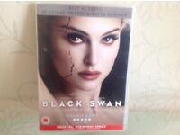 Black Swan DVD. Used £1.00