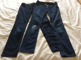 Girls jeans age 12, Next