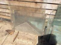 Green house glass