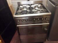 Smeg freestanding cooker, like new, can deliver
