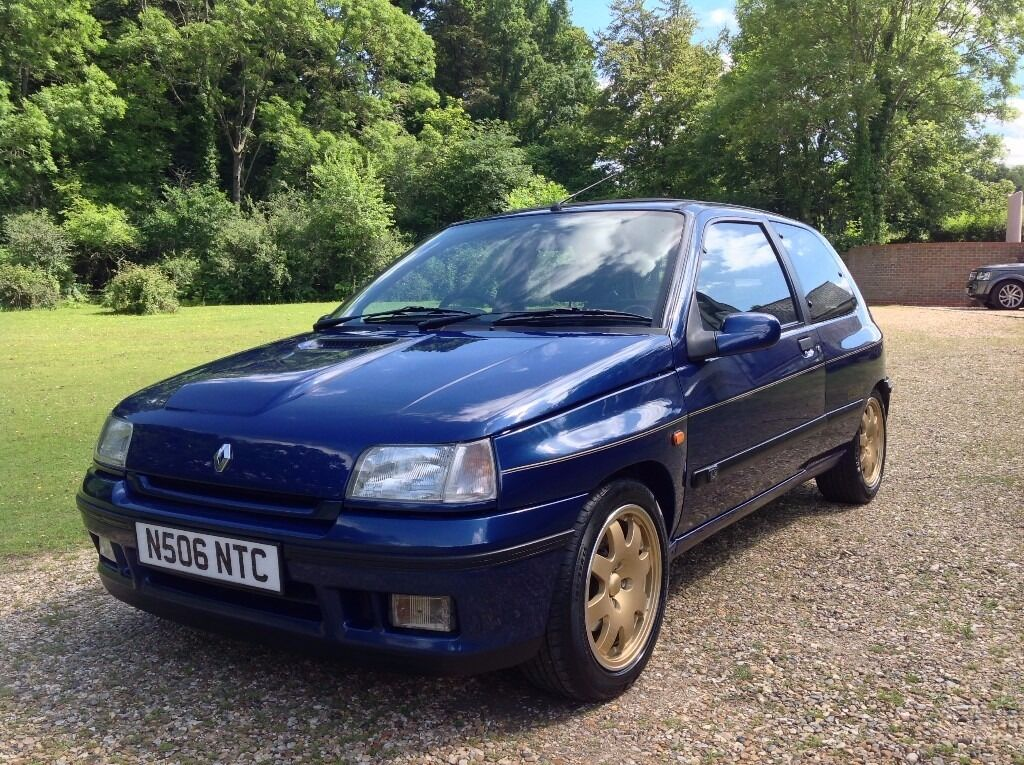 renault clio williams 3 left in the uk superb service history 3 former owners in. Black Bedroom Furniture Sets. Home Design Ideas
