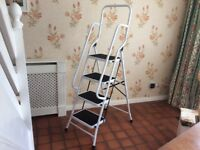 Step ladders (not used)