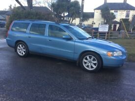 Volvo V70 2005/05 in very good condition
