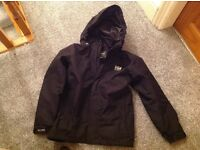 Hello hansan weather proof jacket age 12