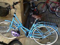 Missing blue bike Oxford