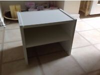Ikea Billy Bookcase White Extension Top with fittings and extra shelf