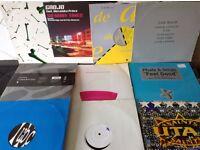 "20 Claasic 12"" house vinyl lot 6"