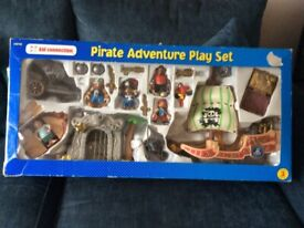 PIRATE ADVENTURE PLAY SET FOR SALE