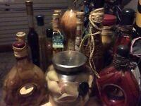 Kitchen bottles