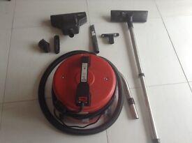 Numeric international NV 250 vacuum cleaner