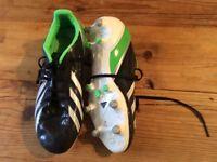 Adidas men's football boots .