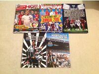Sport / Football / NUFC / Ripleys / Guinness Records books job lot x8.