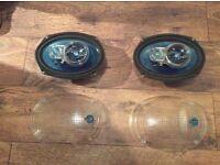 Blaupunkt car speakers TS Series
