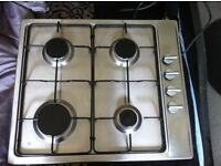 gas hob NEVER USED