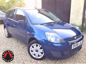 2008 Ford Fiesta *Watch Video* 5 Door - New MOT & Service History - Buy With Confidence Business