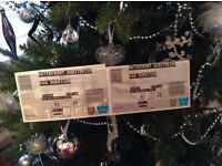 Van Morrison at the Waterfront - 2 tickets for 5th row seats!