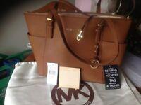 Michael Kors leather bag new