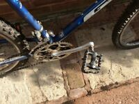 GT Retro mountain bike project