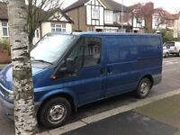Ford transit 280 100ps NON RUNNER