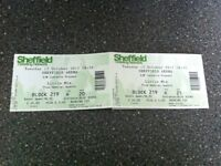 Little Mix tickets x 2 - Tuesday 17th October at Sheffield Arena (Block 219)