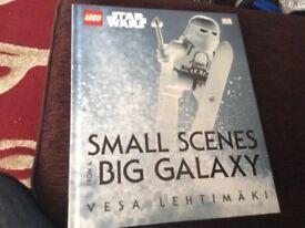 Lego Star Wars kids book