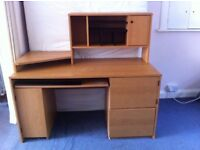 Computer Desk - Free but must pick up