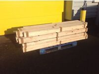 Good quality recycled timber