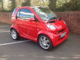 SMART BRABUS RED EDITION.. 1 OF ONLY 50 EVER MADE.. FINANCE AVAILABLE