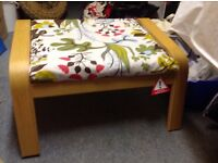 IKEA ponang footstool