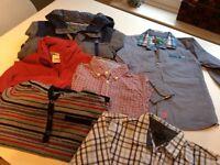 Designer boys clothes age 4-5years fantastic condition