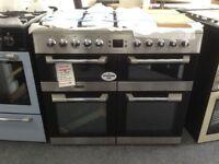 Leisure cuisinemaster 100cm duel fuel range. £799 RRP £1035. New/graded 12 month Gtee