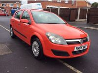VAUXHALL ASTRA 1.6 5DR hatchback patrol manual 2005 full history 7 months mot miles 97000