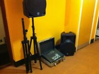 Complete PA System £500 the lot