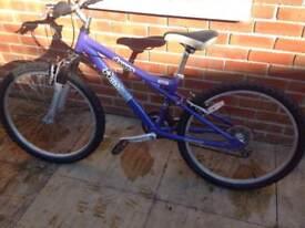 Dawes bandit boys bike 20 inch wheel