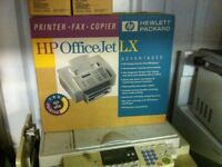HP OfficeJet LX - All-in-one Printer/Fax/Copier