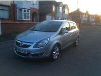 2009 Vauxhall Corsa 1.2 SXI 5dr hatchback petrol manual 1 owner 62000 miles full history £2395